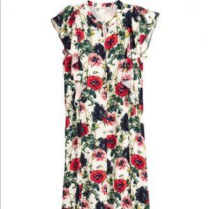 H&M Dresses - H&M Floral Ankle Length Dress NEVER WORN